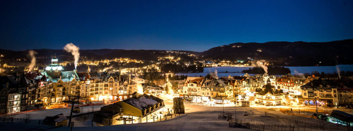 Village - Station Mont-Tremblant